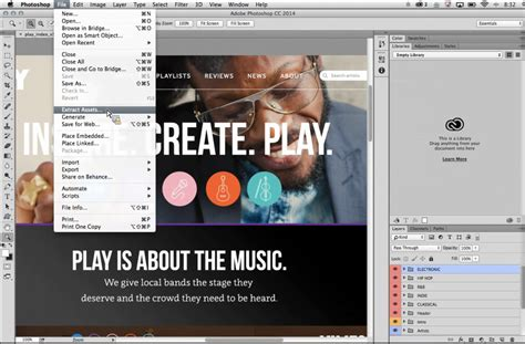 photoshop cc workflow adobe builds on creative cloud strategy to unify workflows