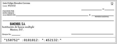 imagenes de cheques en blanco para imprimir cheque certificado ejemplos de cheque certificado