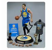 NBA Stephen Curry 16 Scale Real Masterpiece Action Figure  Enterbay