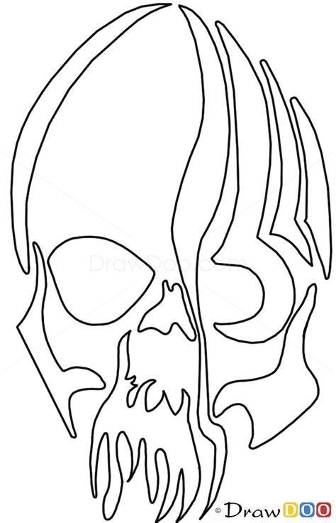 easy zombie tattoo zombie tattoo how to draw tribal tattoos