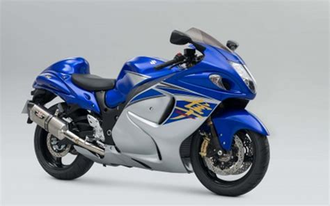 Suzuki Hayabusa Superbike Suzuki Launches New Hayabusa Z A Limited Edition Beast