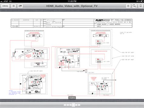 fleetwood rv wiring diagram country coach wiring