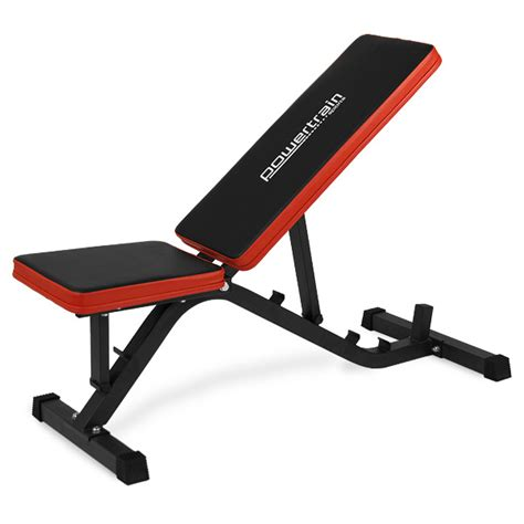 best adjustable bench for home gym powertrain adjustable incline decline home gym bench