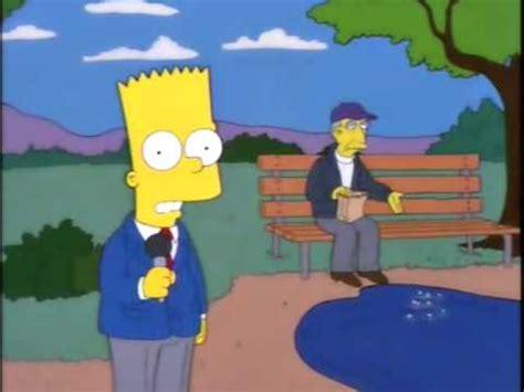 imagenes de amistad los simpson noticiero infantil los amigos de bart joe laguna un