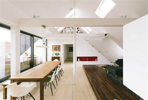 moderne wohnung moderne dachgeschoss wohnung modernise info