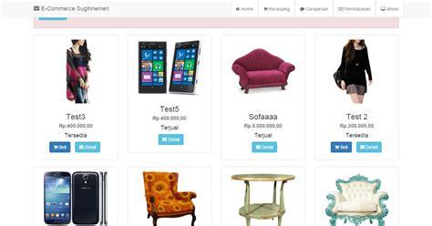 tutorial laravel 4 ecommerce 25 tutorial dan source code toko online ecommerce