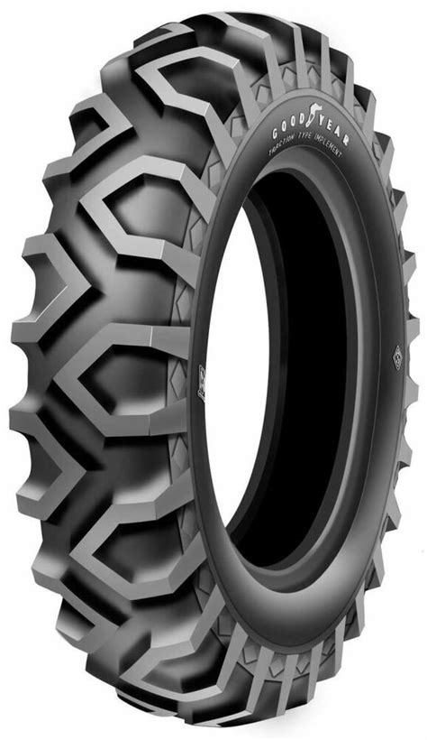 One New 5.00-15 Goodyear Traction Implement Farm Tire New