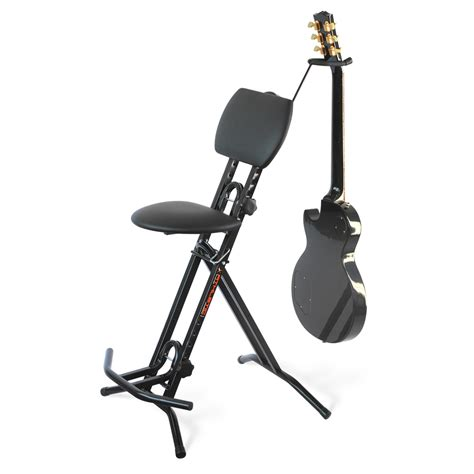 Adjustable Guitar Stool by Road Ready Promotional Items Road Ready Comfortable