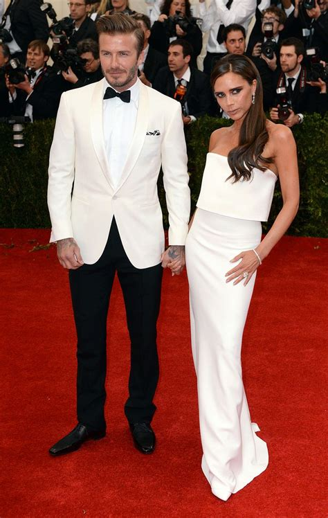 And Now The Waxy Beckhams by Happy Anniversary Posh Becks 15 Years Of Marriage In