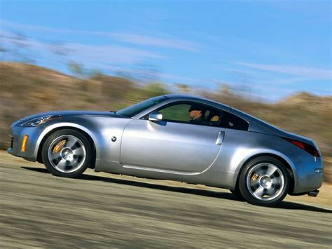 nissan coupe 350z 2003 nissan 350z touring 2dr coupe information