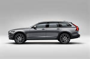 Volvo V90 Cross Country Volvo Unveils V90 Cross Country Wagon Motor Trend