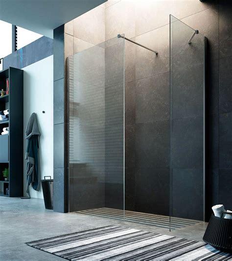illuminazione box doccia faretto a parete per doccia