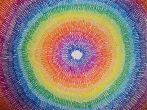 good painting ideas we heart art spectrum color bursts