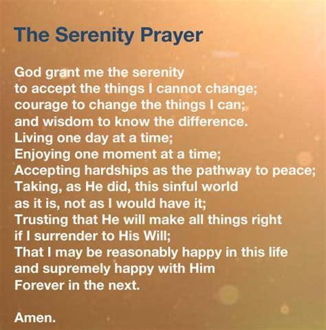 inspirational prayer poems