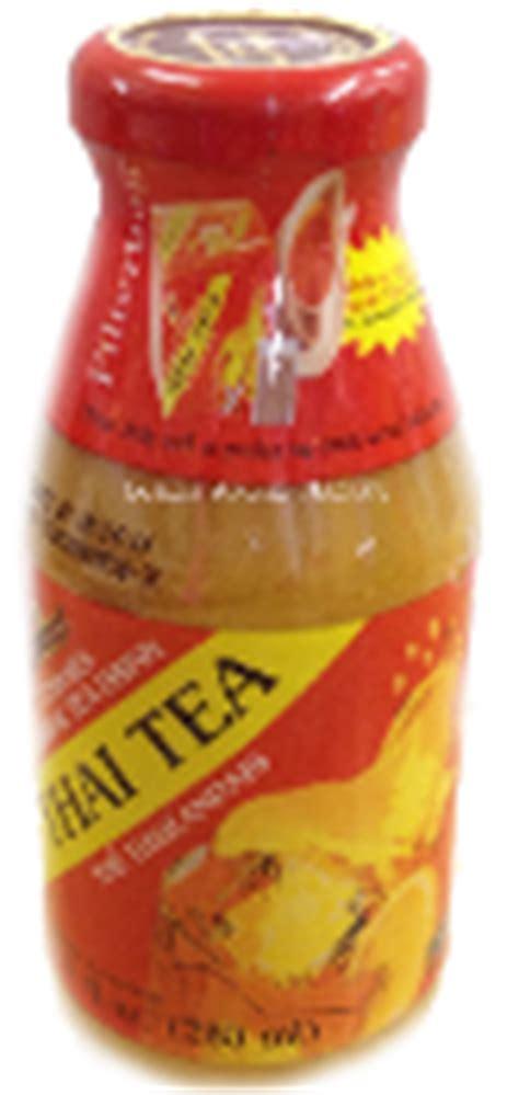 Premium Thai Tea premium thai tea quot the original quot glass bottle