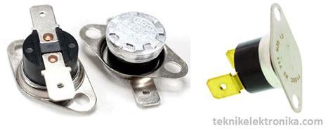Thermometer Dan Thermostat pengertian sensor suhu dan jenis jenisnya electrical