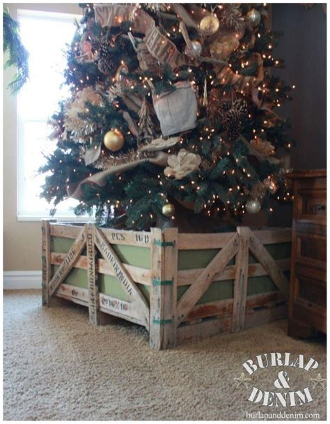 best 25 christmas tree stands ideas on pinterest