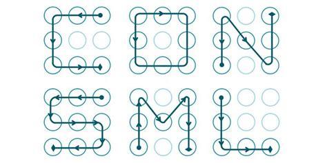 pattern lock yang susah quot pattern lock quot android ternyata gang ditebak kompas com
