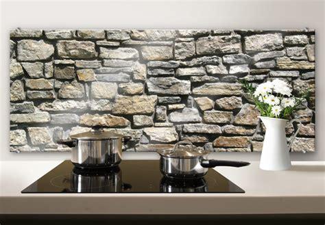 metall backsplash wandbilder wall panorama wall