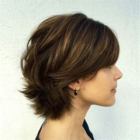 Easy Hairstyles For With Thick Hair by 60 Haircuts And Hairstyles For Thick Hair