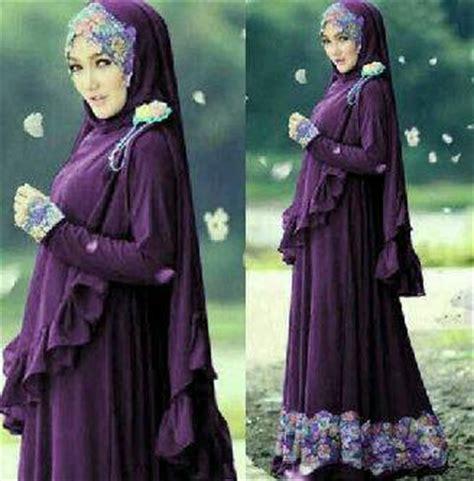 Baju Muslim Wanita Syarigamis Syari Murah busana muslim wanita gamis syari model terbaru murah nesya ryn fashion
