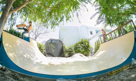 Building A Halfpipe In Your Backyard Rsz Oc Ramps 2061