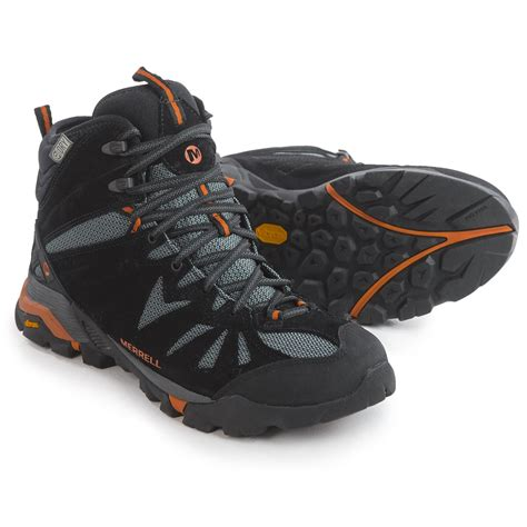 merrell boots for merrell capra mid hiking boots for save 52