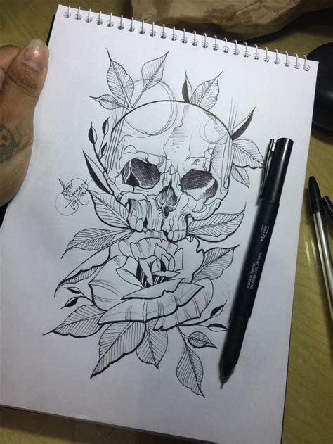 traditional skull tattoo designs 204 best neo traditional drawings images on