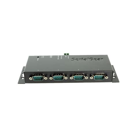 port rs232 industrial 4 port rs 232 to ethernet data gateway tcp ip