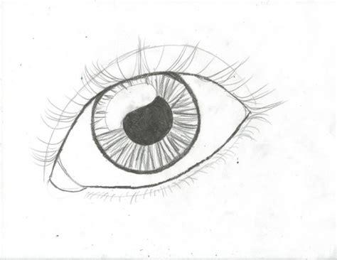 imagenes de ojos faciles de dibujar ojos para dibujar