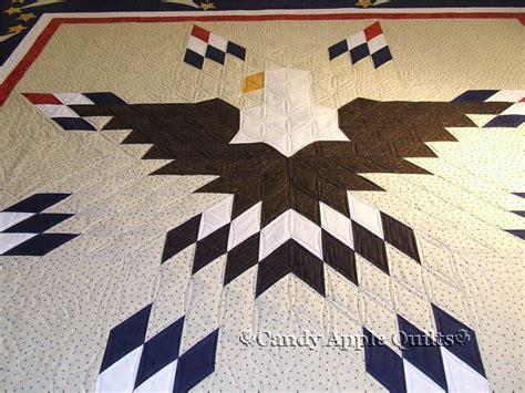 quilt pattern eagle patriotic eagle quilt candy apple quilts