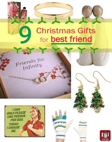 lovely christmas gift ideas for best friend vivid s
