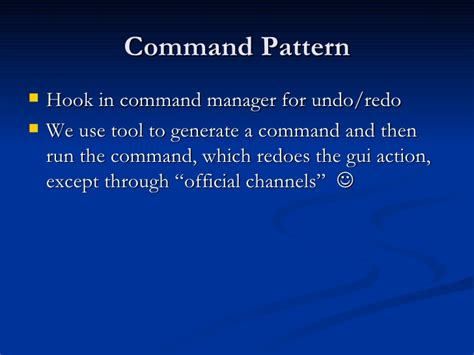 cmput301 design patterns ii composite pattern and command tooled composite design pattern andy