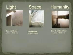 Row House Design Tadao Ando