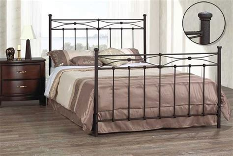Metal Bed Frame Canada Black Metal Headboard If160 Sleep Masters Canada Mississauga Best Prices Sales Dealssleep