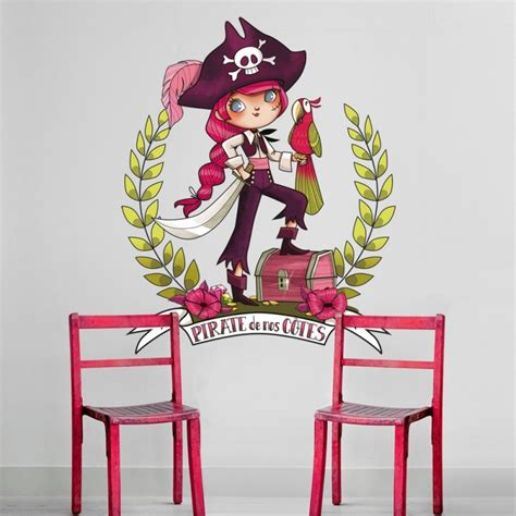 pirate wall stickers wall stickers pirate