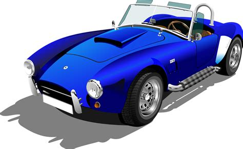 Cobra Auto Mobile by Auto Car Sports 183 Free Vector Graphic On Pixabay