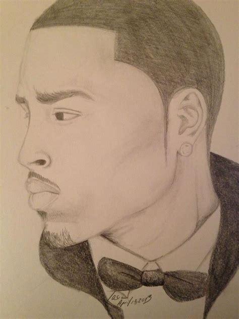 C Sketches by Chris Brown Sketch Chris Brown