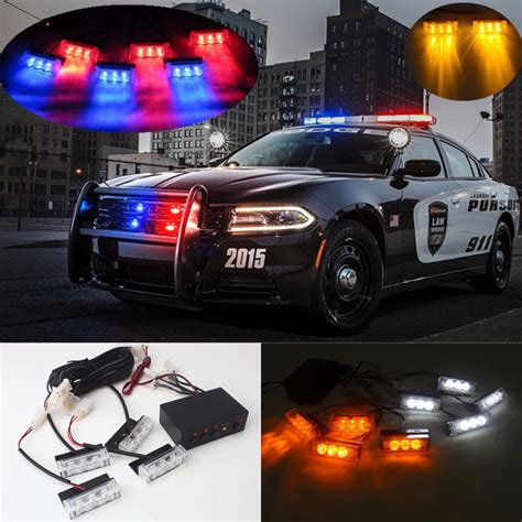cheap led police lights online buy wholesale red blue led police lights from china