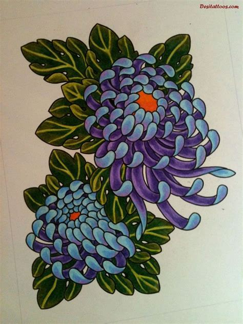 japanese flower tattoo designs 1000 ideas about chrysanthemum on