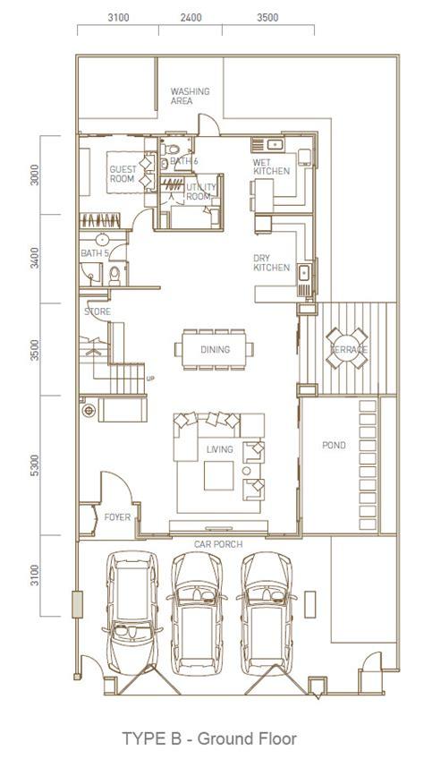 Kunci Mahkota Type A B Big property review for viridian cheras idaman propwall malaysia
