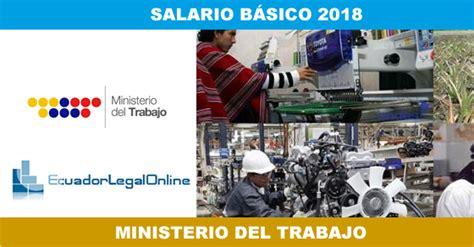 salario basico unificado ecuador newhairstylesformen2014com el salario b 225 sico unificado para el 2018 en usd 386