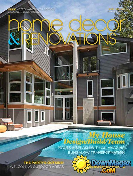 home design magazine vancouver vancouver home decor renovations june july 2015