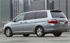 2007 Honda Odyssey Specs 2007 Honda Odyssey Related Infomation Specifications