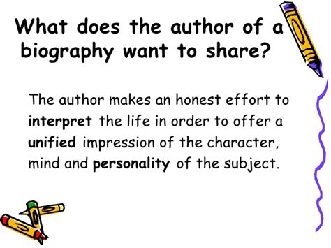 characteristics for biography characteristics of non fiction text