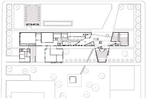 Foyer Museum Grundriss by 196 Gyptisches Museum Und Filmhochschule In M 252 Nchen Beton