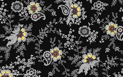 wallpaper batik black white 好看的壁纸 绝对大设计图 背景底纹 底纹边框 设计图库 昵图网nipic com