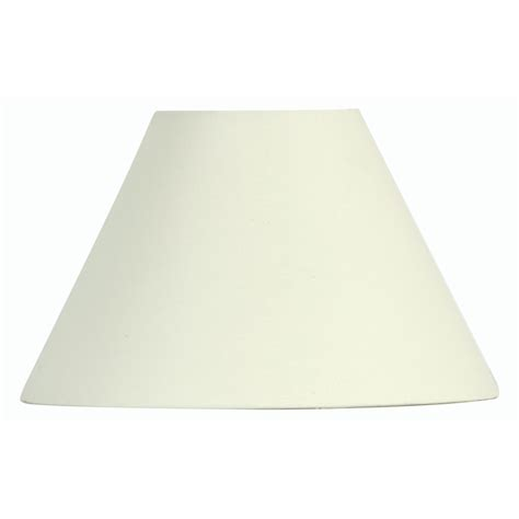 6 Inch Drum Lamp Shade cream cotton coolie lamp shade 16 inch s501 16cr oaks