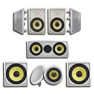 mclaren technologies home theater surround sound speakers