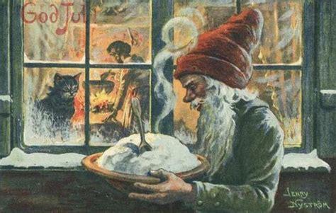 Jobb Finlandia D Grey santa gnome porridge nystrom santa gnome